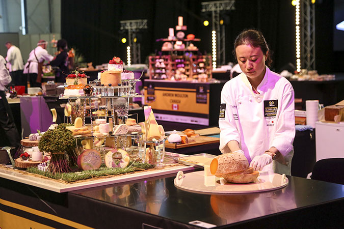The World's Best Cheesemaker Competition
